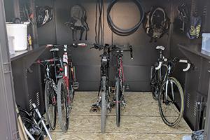 Centurion Bike Shed