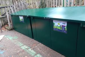 Access Community Bike Rental Storage