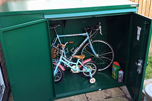 Best Bike Storage Shed