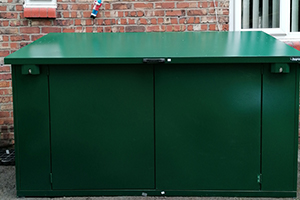 Easy to Assemble Access Shed