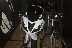 Motorbike Garage UK Manufactured