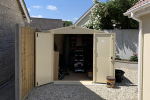 Extra Large Garden Shed/Garage