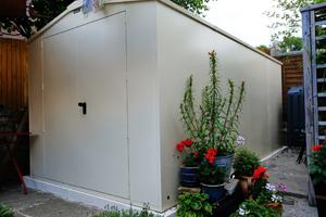 Gladiator Extra Long Garden Storage