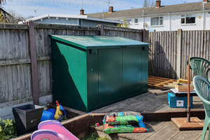 Garden Storage - Family Shed, Bike Shed and Toy Shed