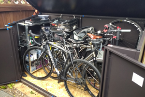 Good Quality Bike Storage