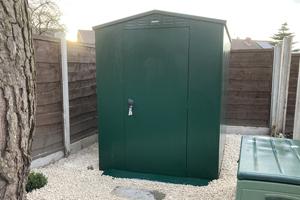 Garden Storage Reviews - Flexistore 5x7 garden shed