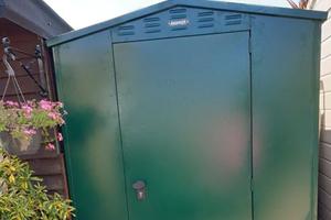 High Quality UK Garden Storage