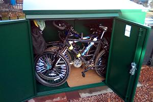 Metal Bike Store