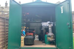 Secured by Design Police approved garden storage
