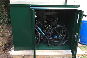 Addition Bike Shed x 3
