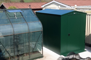 Secure Garden Storage and Allotment Shed