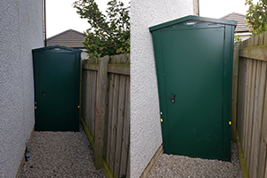 Sentry Secure All Metal Shed