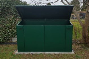 Small Bike Shed for 29inch Wheels
