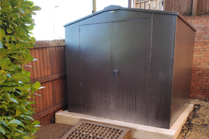 Maintenance Free Strong Garden Shed