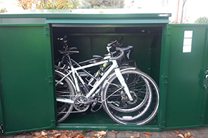 Bike Box by Asgard Secure Storage