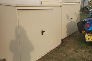 Annexe Caravan Storage