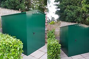 Flexistore Secure Garden Storage