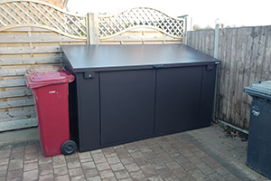 Best Bike Shed for Storage