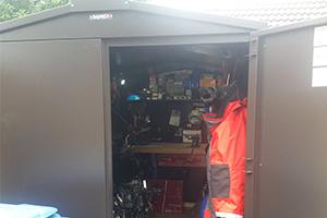 Secure Motorcycle Garage Centurion