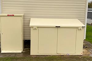 Carvan Secure Storage
