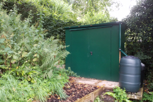 Metal Shed Safe From Rats