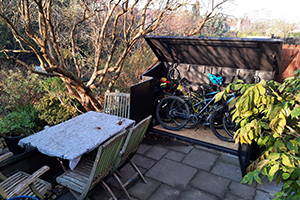 29ers bike shed review