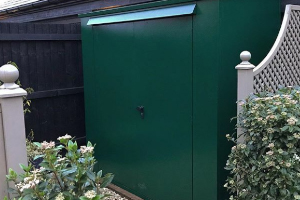 Trojan All Metal Garden Shed Review
