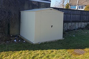 Gladoator Garden Storage Shed