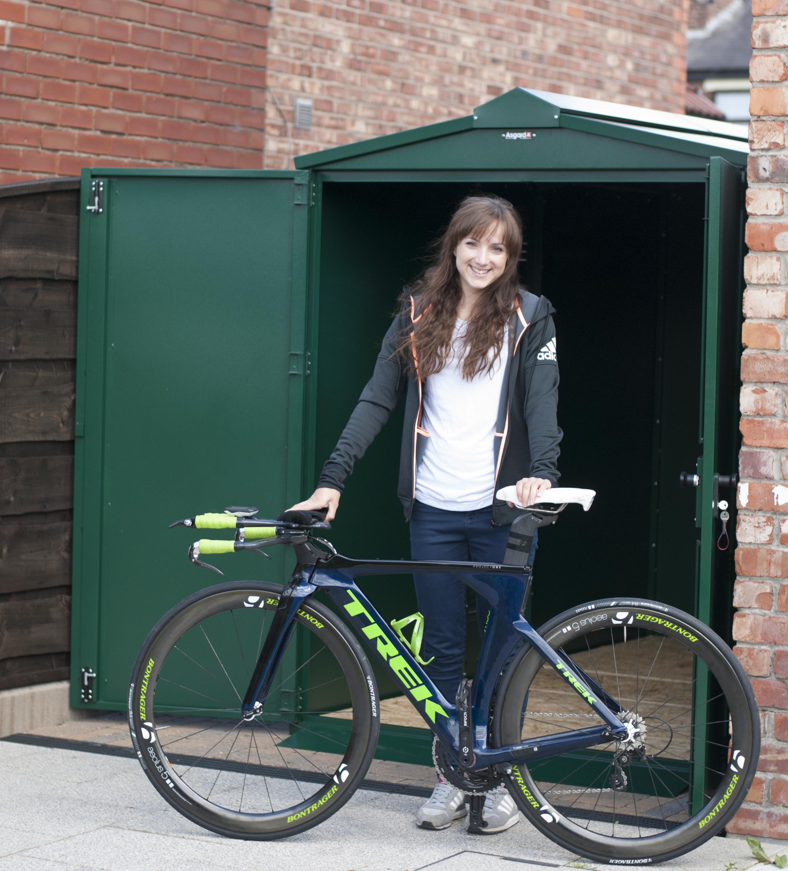 Elinor and Bike