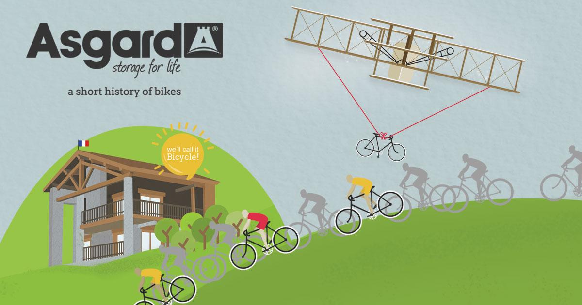 Asgard Cycling Facts