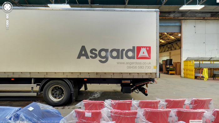 Delivery and despatch