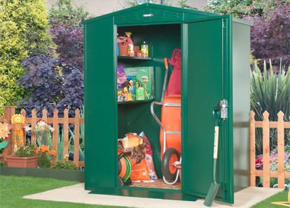 Asgard Flexistore Secure Garden Storage