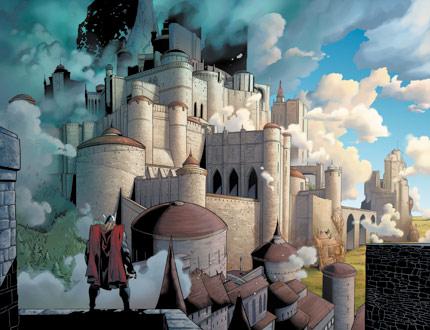 Asgard Fortification