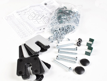 Installation kits with every Asgard