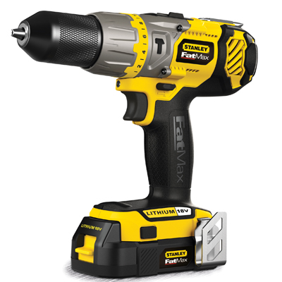A power drill will help when building your asgard shed