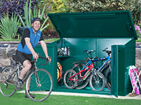 Asgard Secure Bike Storage