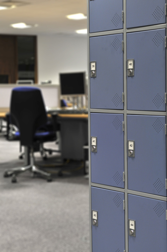 Vented Lockers made by Asgard