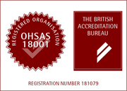 Asgard are OHSAS 18001 Registered