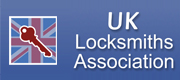 Asgard are certified by the UK Locksmith Association