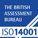 Asgard are ISO 14001 accredited