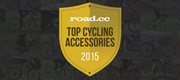 Asgard was voted one of RoadCC's Top 20 Cycling Accessories 2014/15