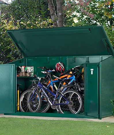 Access Plus Secure Bike Storage