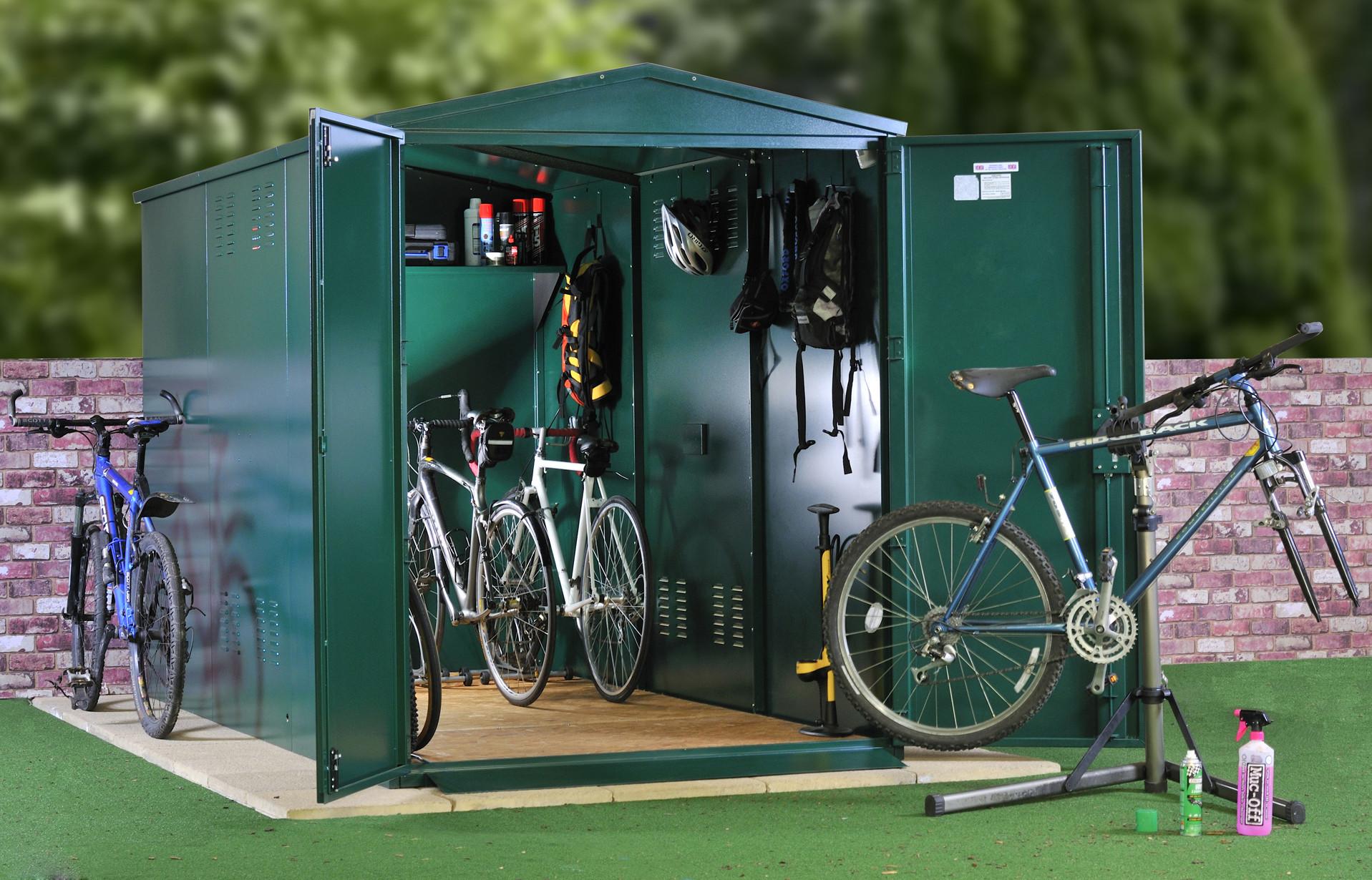 Bike Storage x 7
