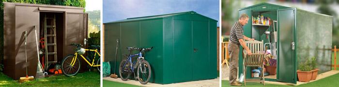 Asgard garden storage