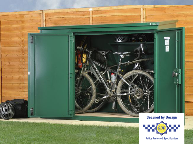 Annexe Bike Shed x3