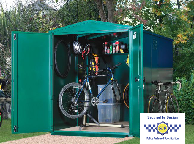 Centurion Bike Shed