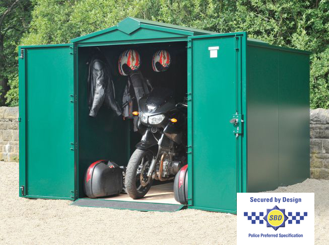 Centurion Motorcycle Garage Plus
