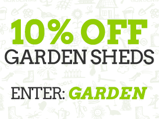 Metal Garden Sheds