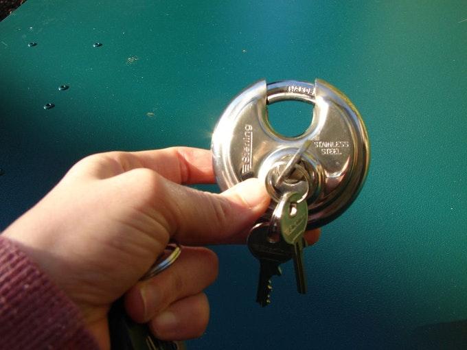 Access Bike Storage Locks