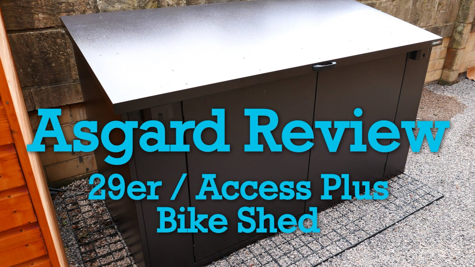 EMTB Access Plus bike storage review